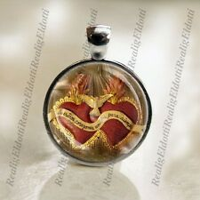 Sacred Heart of Jesus - Catholic Medal Pendant Religious Christian Jewelry