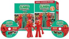 Gumby: 60's Series V2 Plus Bendable DVD
