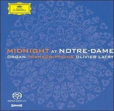 Midnight At Notre-Dame: Organ Transcript. [SACD Hybrid]