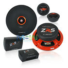 "*NEW* CADENCE ZRS6KM 6-1/2"" 2-Way HIGH SPL CAR STEREO COMPONENT SPEAKER SYSTEM"