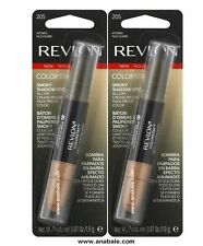 (Lot of 2)  Revlon Color Stay Smoky Eyeshadow Stick, Atomic 205