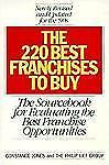 The 220 Best Franchises to Buy Philip Lief Group Inc. Staff & Constance Jones PB