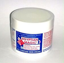 EGYPTIAN MAGIC All Purpose Natural Skin Moisturizing Cream 2 oz