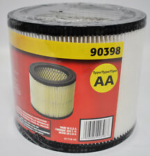 Shop Vac Type AA Cartridge Filter 90398