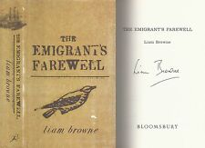 Liam Browne - The Emigrant's Farewell - Signed - 1st/1st