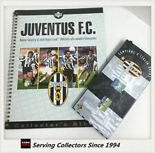 JUVENTUS 1994/95 Italy Championship Soccer Card set (90) + Official Album