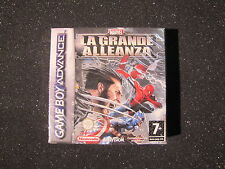 GAME BOY ADVANCE MARVEL LA GRANDE ALLEANZA GIOCO NINTENDO