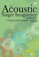 The Acoustic Singer Songwriter Collection Guitar Lyrics Songbook Sheet Music B37