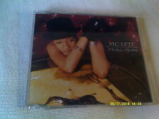 MC LYTE / GINA THOMPSON - IT'S ALL YOURS - R&B CD SINGLE