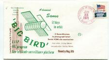 1971 Big Bird Advanced SAMOS 52 Days In Orbit Vandenberg Air Force Base USA SAT