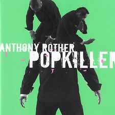 Anthony Rother - Popkiller - RARE CD Album - TECHNO ELECTRO - DATAPUNK