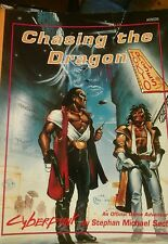 Chasing the Dragon/Deep Space/Euro Source/Streetfighting - Cyberpunk Bundle