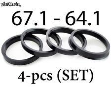 Hub Centric Rings / Alloy Wheels Spigot Rings Centre Rings 67.1-64.1 67.1-64.1