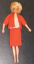 ~Vintage 1960s Barbie-Like Jointed Marlene Doll by Marx Toy Co Original Box~