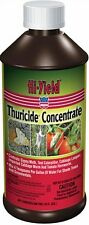 Hi-Yield, Thuricide, worm and caterpiller killer  (BACILLUS THURINGIENSIS) 8oz.