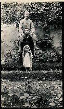 Enfant Famille Fillette Militaire Acrobatie - aa888