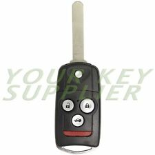 Keyless Entry Remote Flip Key Switch Blade Replacement for MLBHLIK-1T
