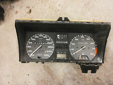 VW GOLF JETTA MK2 GTI 16V 8000RPM MFA INSTRUMENT CLUSTER SPEEDO CLOCKS TACHO