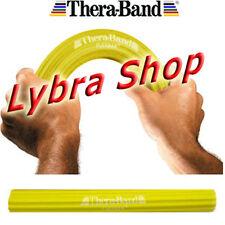 Thera Band FLEX BAR GIALLO extra leggero ARTI SUPERIORI Barra FLEXBAR riabilitaz