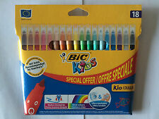 BIC KIDS 18 FEUTRES NEUF EMBALLE