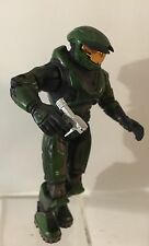 "HALO: MASTER CHIEF Serie 2  8"" ACTION FIGURE - JOYRIDE STUDIOS - Loose With Gun"