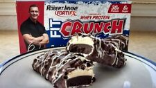 Chef Robert Irvine FortiFX BARS - COOKIES AND CREAM