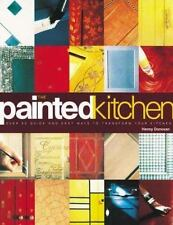 The Painted Kitchen: Over 60 quick and easy ways to transform your kit-ExLibrary