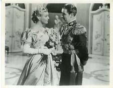 MADELEINE CARROLL RONALD COLMAN THE PRISONER OF ZENDA 1937 VINTAGE PHOTO #2
