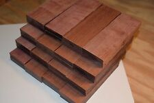 Exotic Purpleheart wood for knife scales, craft or hobby