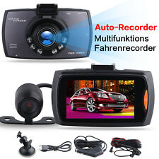 "Kfz Dual Kamera 2.7"" HD 1080P Auto DVR DashCam Vehicle Car camera DE Store"