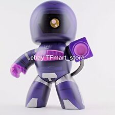 "Q Transformers Mighty Muggs G1 Shockwave 6"" Collectible Action Figure"