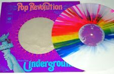 al kooper; moby grape; pop revolution from the underground   picture disc; psych
