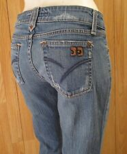 AUTHENTIC JOE'S JEANS BEN WASH BOOT CUT WOMEN SIZE 28 X 32 DISTRESSED  VIC-THOR1