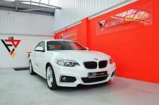 BMW 2 Series 220D M Sport (190bhp) Coupe Diesel Automatic £7,000 FACTORY OPTIONS