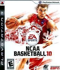 NCAA BASKETBALL 10  --  Playstation 3 PS3 Game Complete  ***Guaranteed*** 2010