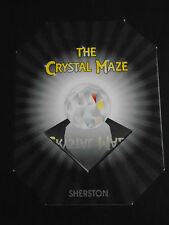 New! Crystal Maze for Archimedes and RISC PC Acorn RISC OS