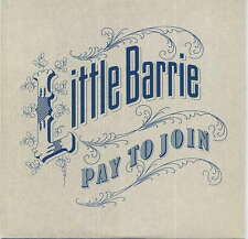 LITTLE BARRIE - rare CD Single - Europe - Promo