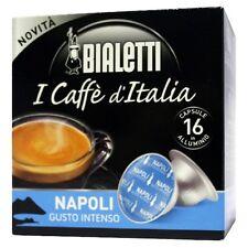 16 Capsule in alluminio Bialetti Mokespresso NAPOLI - Mokona Tazzona