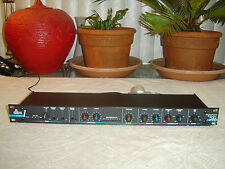 DBX 286, Modified, with Opamp T-25 Line Transformer, Mic Processor, Vintage Rack