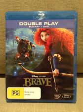 Disney pixar Brave Bluray (2 Disc Set)