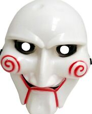 New Unisex Horror Clown/Jigsaw Mask Great Fancy Dress For Halloween