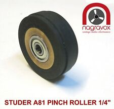 """Studer A81 Pinch Roller 1/4"""""""