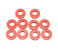 100 Tattoo Machine #8 Red Shoulder Washers Binder Parts