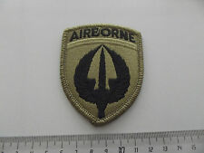 A4-S011  US Airborn Special Operations Command Aviation Patch Multicam