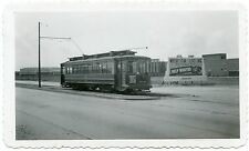 6A052 RP 1950?s  CSL CHICAGO SURFACE LINES CAR #5098