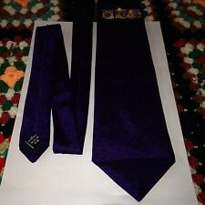 The Simpsons Purple Novelty Mens Tie - HOMER being HOMER! - Marks & Spencer Gift