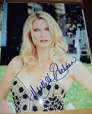 NICOLETTE SHERIDAN DESPERATE HOUSEWIVES 8X10  PHOTO W/COA