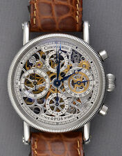 Chronoswiss Opus SKELETT CHRONOGRAPH Ref: CH-7523 (NP. € 8000) ! TOP & CLEAN !!!