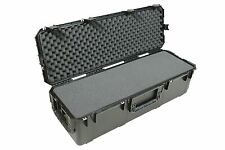 SKB 3i-4213-12B-L Case With Foam  Black comes w/ Pelican TSA- 1740 Lock