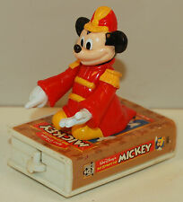 "1998 Mickey Mouse 3"" McDonalds #1 Video Favorites Action Figure Toy Disney"